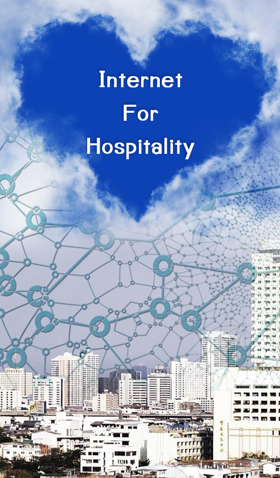 Internet for hospitality